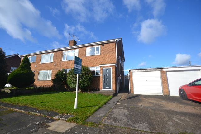 Thumbnail Maisonette to rent in Brampton Drive, Stapleford, Nottingham