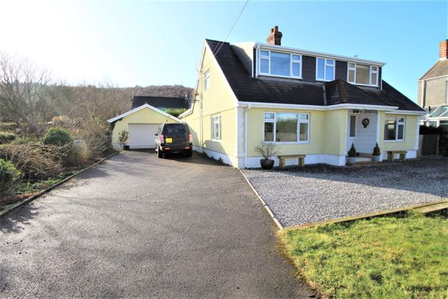 Thumbnail Bungalow for sale in West End, Swansea