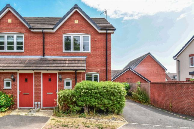 2 bed semi-detached house to rent in Tonyn Close, Alvechurch, Worcestershire B48