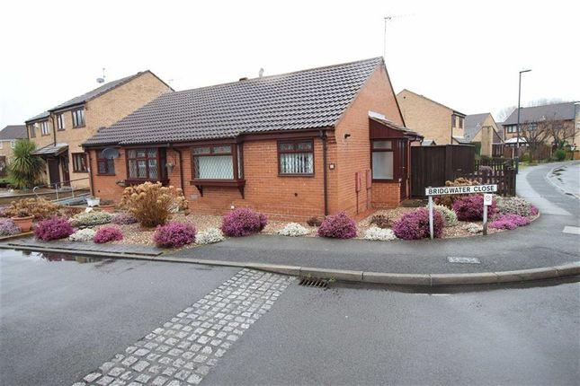 Thumbnail Bungalow for sale in Bridgewater Close, Alvaston, Derby