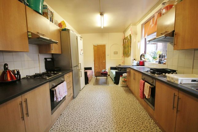 Thumbnail Terraced house to rent in Stretton Road, Leicester LE3, West End