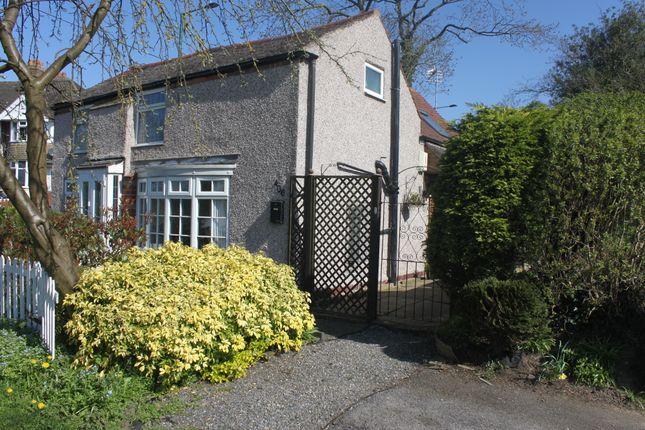 Thumbnail Semi-detached house for sale in Highters Heath Lane, Maypole, Birmingham