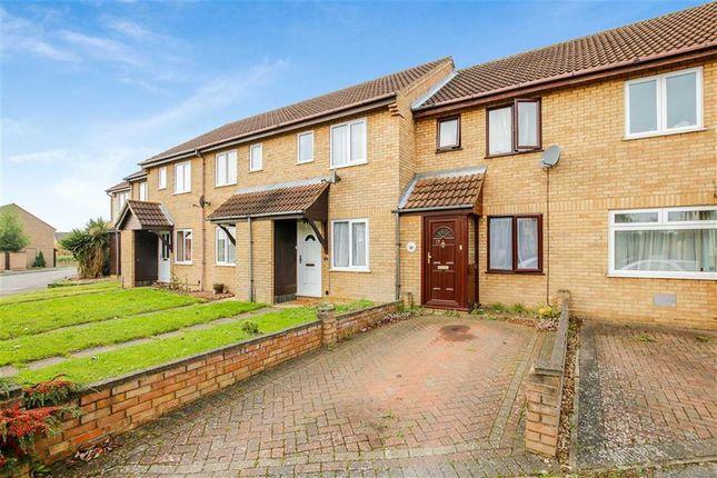 Terraced house for sale in Kinross Drive, Bletchley, Milton Keynes