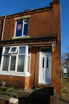 Thumbnail Flat to rent in Ashby Road, Scunthorpe