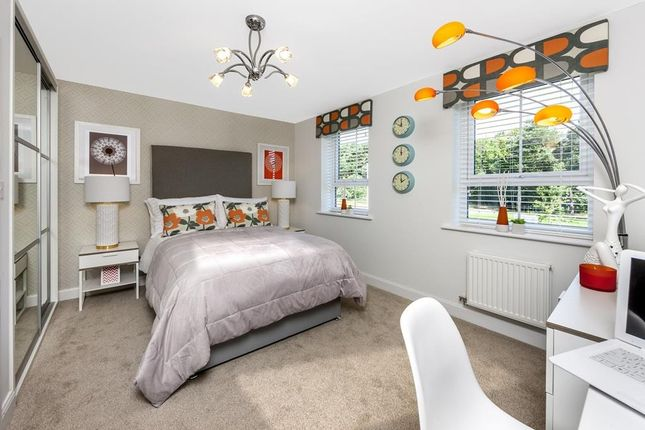 """Bedroom Two of """"Abingdon"""" at Cricket Field Grove, Crowthorne RG45"""