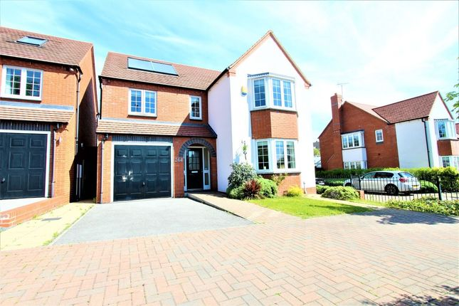 Detached house for sale in Trowell Road, Wollaton, Nottingham