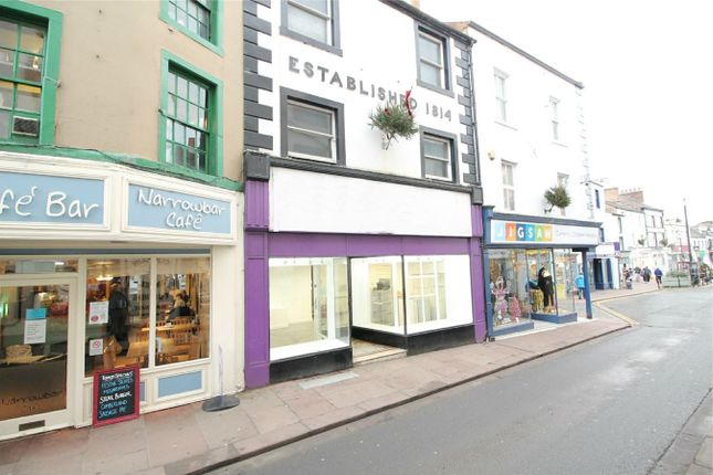 Thumbnail Commercial property to let in Devonshire Street, Penrith