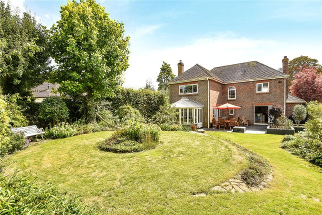 Thumbnail Detached house for sale in Jacklyns Lane, Alresford, Hampshire
