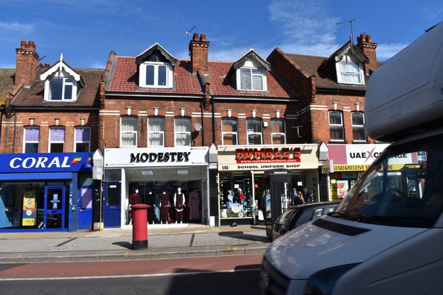 Thumbnail Retail premises for sale in High Road, Wembley