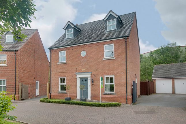 Thumbnail Detached house for sale in Compass Way, Breme Park, Bromsgrove