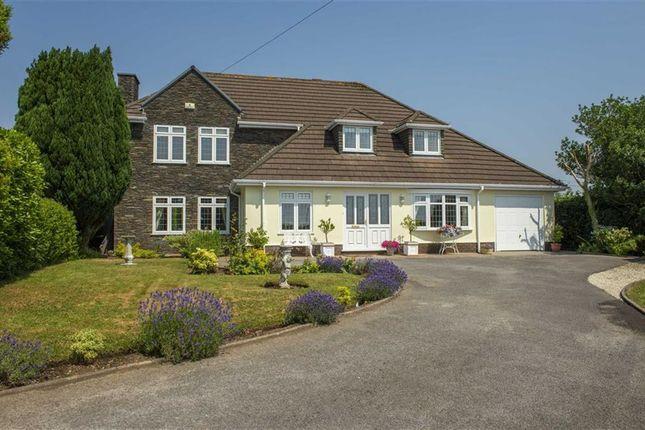 Thumbnail Detached house for sale in Dunvant Road, Dunvant, Swansea