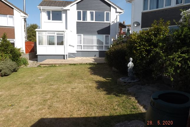 Thumbnail Detached house to rent in Homer Crescent, Braunton
