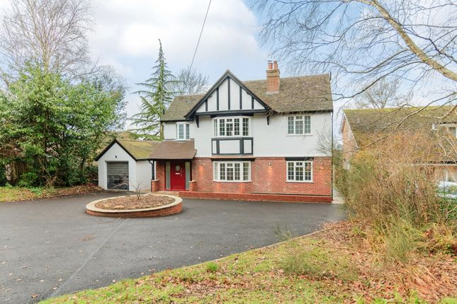 Thumbnail Detached house for sale in Chichester Road, Midhurst, West Sussex