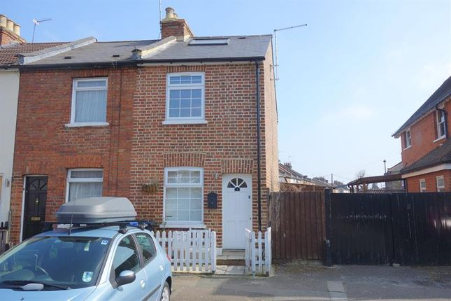Thumbnail End terrace house for sale in Batley Road, Enfield
