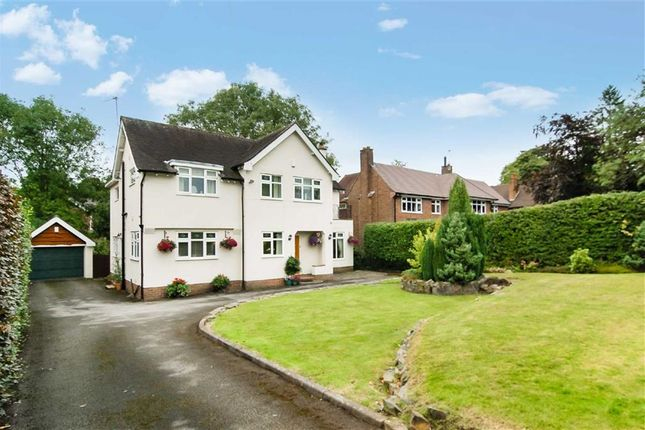 Thumbnail Detached house for sale in Leek Road, Mossley, Congleton