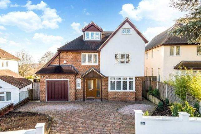 Thumbnail Detached house for sale in Oakwood Avenue, Purley