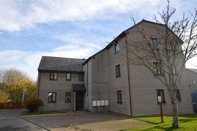 Thumbnail Flat to rent in Pavlova Court, Liskeard, Cornwall