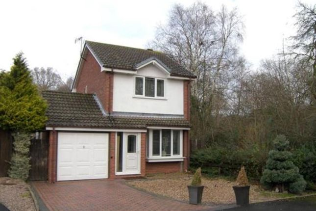 Thumbnail Detached house to rent in Needhill Close, Knowle, Solihull