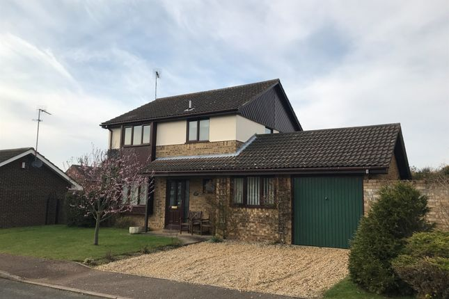 Thumbnail Detached house for sale in Ullswater Avenue, South Wootton, King's Lynn