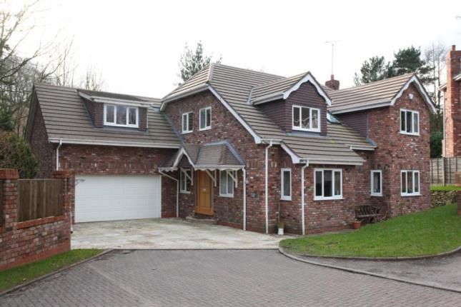 Thumbnail Detached house for sale in Ardenbrook Rise, Prestbury, Macclesfield, Cheshire