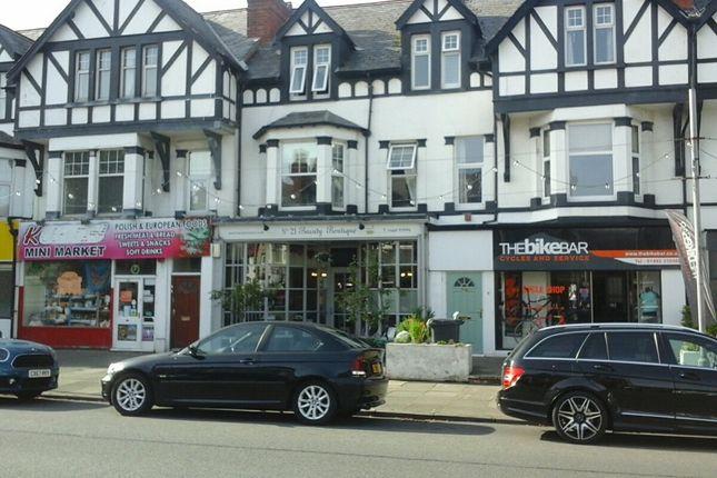 Thumbnail Retail premises for sale in Mostyn Avenue, Craig Y Don