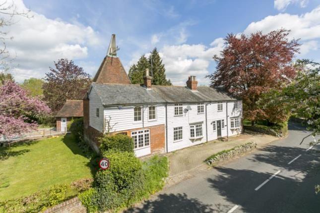 Thumbnail Detached house for sale in Maidstone Road, Horsmonden, Tonbridge, Kent