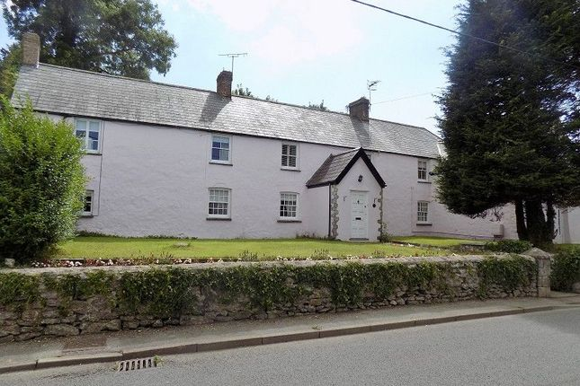 Thumbnail Detached house for sale in Corntown Farmhouse Corntown, Corntown, Vale Of Glamorgan.