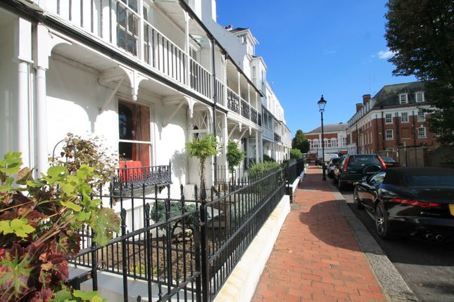 Thumbnail Maisonette to rent in Ambrose Place, Broadwater, Worthing