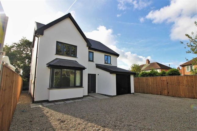 Thumbnail Detached house for sale in Hollywood Avenue, Penwortham, Preston