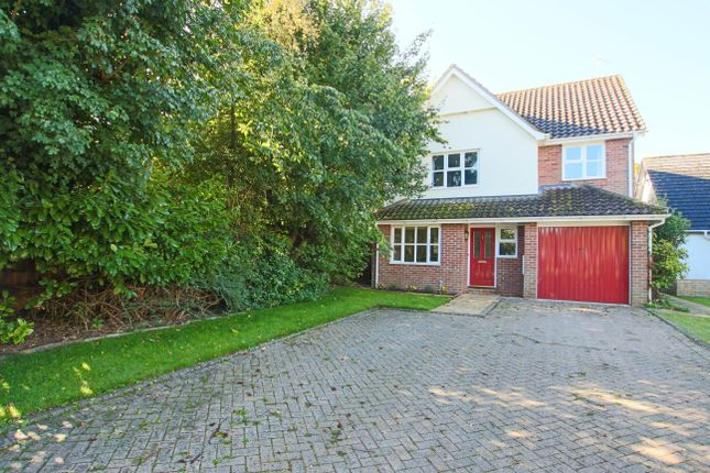 4 bed detached house for sale in Field End, Balsham, Cambridge