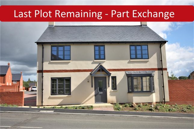 Thumbnail Detached house for sale in Manor Road, Donington Le Heath, Coalville