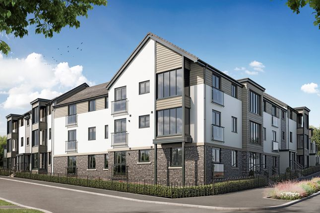 """Thumbnail Flat for sale in """"1 Bed Apartment"""" at Charlbury Drive, Plymouth"""