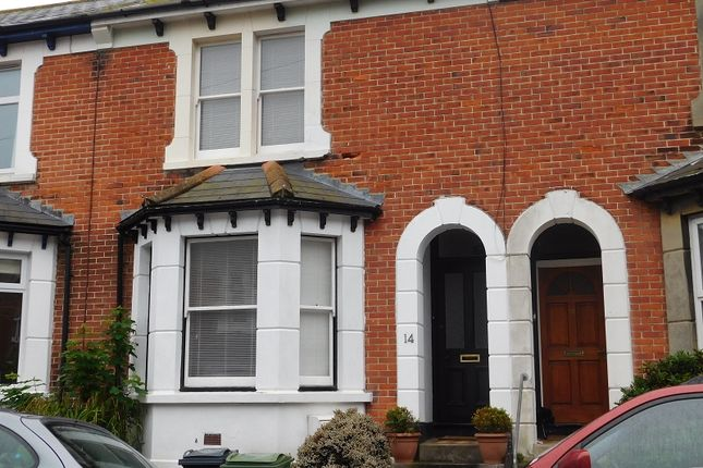Thumbnail Terraced house to rent in Clarence Road, Ventnor, Isle Of Wight.