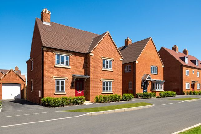 """Thumbnail Detached house for sale in """"Holden"""" at Poppyfields Way, Brackley"""