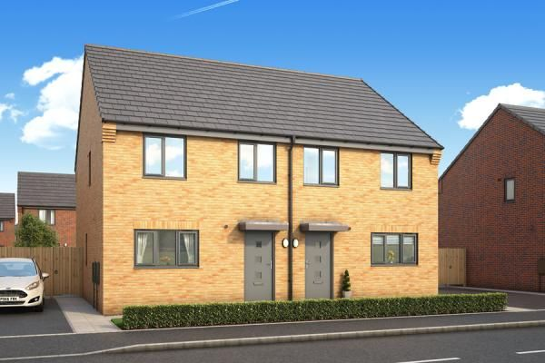 "Thumbnail Property for sale in ""The Berkley At Kingfields Park "" at Richmond Lane, Kingswood, Hull"