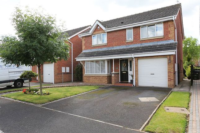 Thumbnail Detached house for sale in Fiddlers Drive, Armthorpe, Doncaster, South Yorkshire