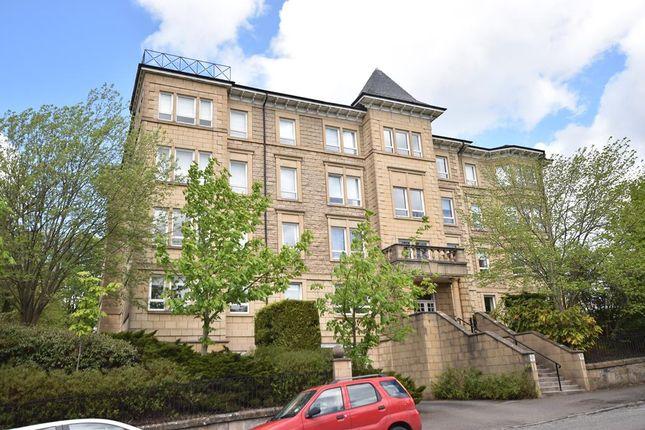 Thumbnail Flat for sale in Flat 2/2, 10 Beaconsfield Road, Kelvinside