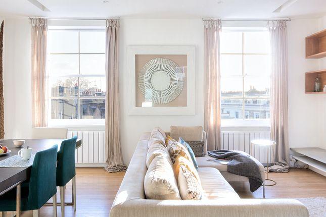 Thumbnail Flat to rent in Durham Terrace, London