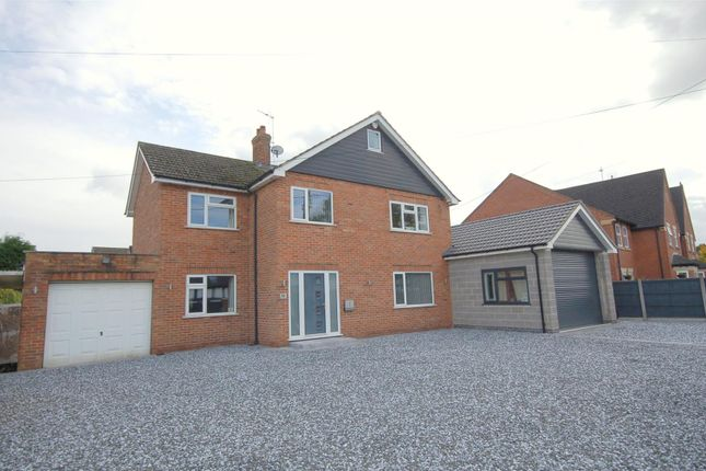 Thumbnail Detached house for sale in Church Lane, Wistaston, Crewe