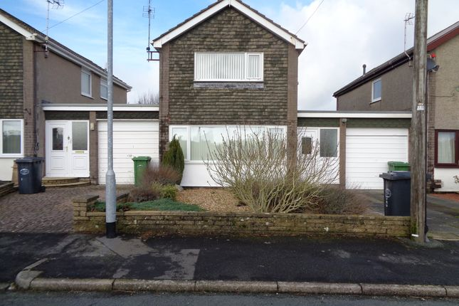 Thumbnail Link-detached house for sale in Parkhead Road, Ulverston