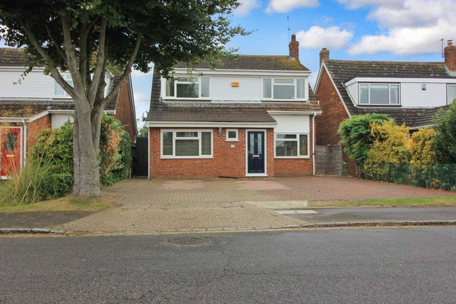 Thumbnail Detached house for sale in Albion Road, Pitstone, Leighton Buzzard