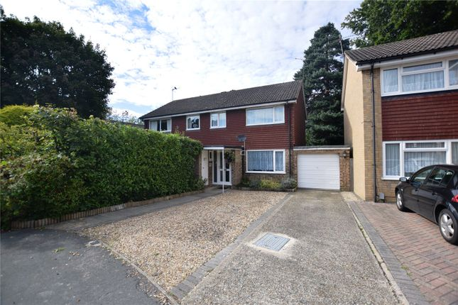 Thumbnail Property for sale in Cumberland Road, Camberley, Surrey