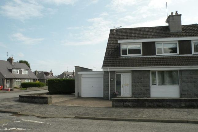 Thumbnail 3 bed semi-detached house to rent in Woodend Crescent, Aberdeen