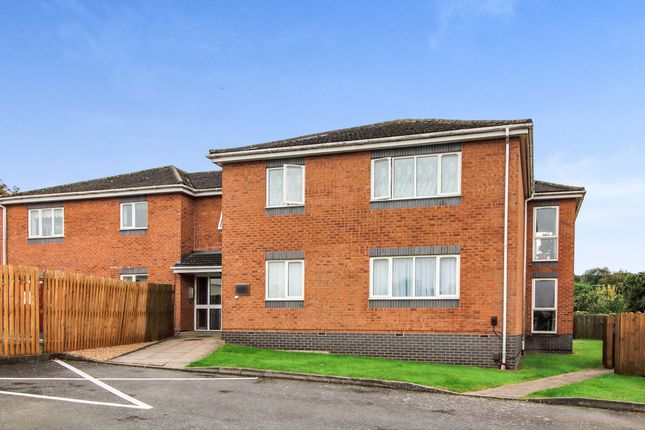 Thumbnail Flat to rent in Allwood House, Redditch