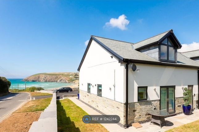 3 bed semi-detached house to rent in Mawgan Bay View, Mawgan Porth, Newquay TR8