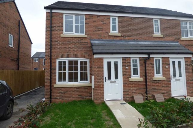 3 bed semi-detached house for sale in Butterwort Close, Shavington, Crewe