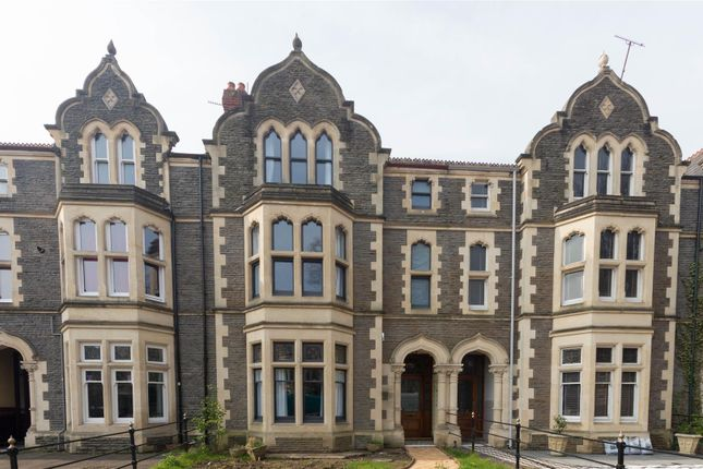 Thumbnail Terraced house to rent in Cathedral Road, Pontcanna, Cardiff