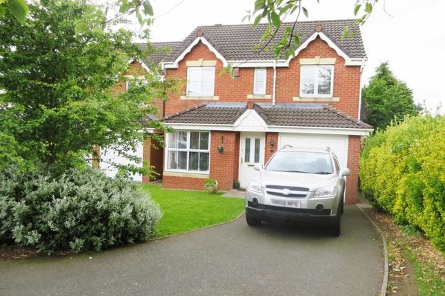 Thumbnail Detached house for sale in Wyton Avenue, Oldbury