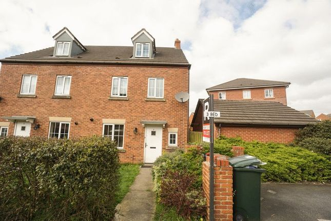 Thumbnail Semi-detached house to rent in Maytree Court, Adlington, Chorley