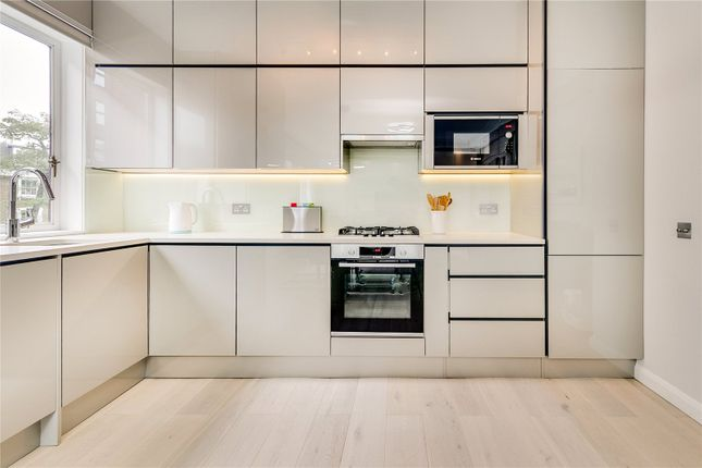 Kitchen of Hungerford House, 22 Napier Place, London W14